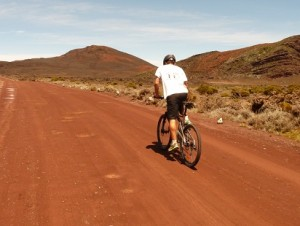 Mountain Biking in Reunion Island