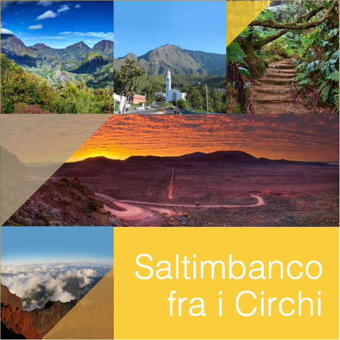 Saltimbanco Reunion Island